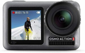 DJI OSMO 4K Action Camera $332.27 + Shipping ($0 with Prime) @ Amazon US via AU