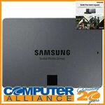 "[eBay Plus] 8TB Samsung 2.5"" 870 QVO SATA $939.55 Delivered @ Computer Alliance eBay"