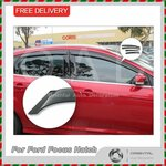 Weather Shields for Mitsubishi ASX & Ford Focus $49 Delivered @ Orientalautodecoration