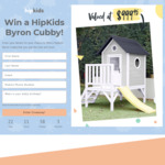 Win a Byron Cubby Worth $999.95 from Hipkids