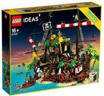 LEGO Ideas Pirates of Barracuda Bay 21322 $199 Delivered @ MYER eBay