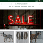 60% off All Pet Products & Free Delivery @ Harriet & Hudson