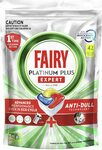 Fairy Platinum Plus Dishwasher Tablets, 42 tablets $16.65 S&S + Delivery ($0 with Prime/ $39 Spend) @ Amazon AU
