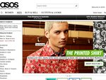 ASOS up to 50% off Selected Stock