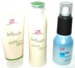 3 Piece Wella Salon BioTouch Hair Care Set Including Postage $34
