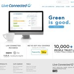 LiveConnected Mobile Plans - $20 Starter Pack Fee Waived (for Limited Time Only)