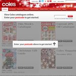 62.5c Coke Cans - 48x 375ml for $30 at Coles