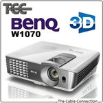 BenQ 1080P Full HD 3D DLP Projector - W1070 - $999 with Free Pickup or $15 Shipping Aus Wide