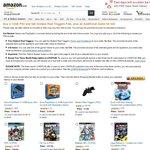 PlayStation 3 12GB & Skylanders Giants Starter Pack & Gioteck Real Triggers - $196.99 Delivered
