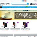 Sony Xperia Z Unlocked 16GB - White/Black $618 and Purple $638 Delivered - EXPANSYS