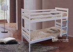 All Solid Wood Bunk Bed - $200 (half price) at My Furniture Store