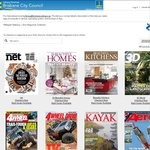 Free Zinio Magazines for Brisbane City Council Library Patrons
