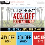 MOSSIMO Click Frenzy - Further Markdowns Added!