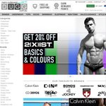25% off Men's Underwear Christmas Special + Free Shipping Australia Wide at DUGG.com.au