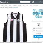 $45 AFL Guernsey from Best & Less (Usually $60) + $10 Postage if You Can't Pick-up