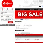 AirAsia BIG Sale 2015 KL $169 (One Way) Thailand, Nepal, Singapore $209 +More