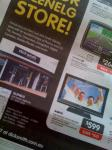 """SANYO 81cm (32"""") High Definition LCD TV For $599 Dicksmith"""