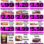 $3.50 Strawberry Cheesecake, $0.99 Blueberry Muffins @ Sara Lee Outlet [NSW/QLD] + More