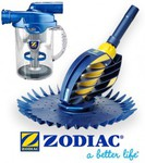 Zodiac Baracuda G2 Pool Cleaner Bundled with Zodiac Cyclonic Leaf Eater for $389 (Save $89)