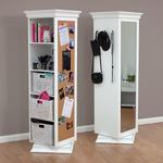 Display-It Rotating Swivel Storage Mirror & Bookcase $134 Syd PU/$156 Shipped* with 10% off @ DD
