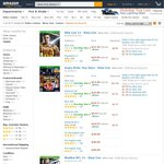 Amazon Xbox, PS4 Game Sales. NBA Live 14 US $12.18, Madden 25 US $14.99 + US $9.48 Shipping