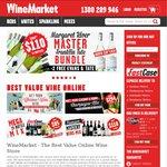 Wine Market $50 off $120 or More Order