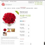 Get Upto 30% off on Valentine's Day Flowers @ Melbourne Fresh Flowers