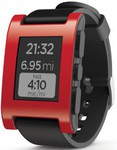 Pebble Steel $174, Pebble Smartwatch $89, Garmin Vivofit + HR $98, Samsung Gear Fit $106 @ Dick Smith