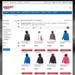 Arctic Star Winter Ski Run Jackets Mens, Womens, Kids 50% off (Variable Freight, Limited Stock) @ Amart Sports