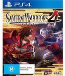 Samurai Warriors 4 Game Sony PS4 $33.88 + Free P&H [Save $45, LOW stock, AU Edn] @SellingOutSoon