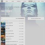 [PC] GOG.com Weekend Promo: Fair & Square -- Full Square Enix Catalog, $2.69 to $4.29 each