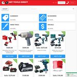 Get Tools Direct Spend $50 and Get $20 off Today