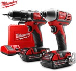 $249 Shipped - Milwaukee M18 Compact Drill & Impact Driver with 2ah Batteries @ Sydney Tools