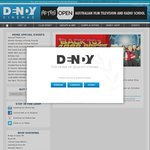 Dendy Cinemas - Back to 1989 Prices $6.60 Per Person