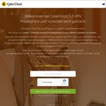 FREE for 12 Months: CyberGhost VPN Special Edition