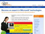 LearnDevNow.com - Video-Based Training on Microsoft Technologies for US $70/Year