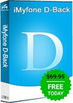 iMyfone D-Back 3.6.5 Free Download @ Giveaway of The Day