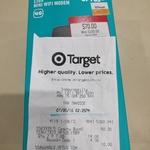 Optus Huawei E589 Mini Wi-Fi 4G Modem on Sale for $7.00 @ Target