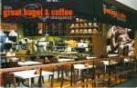 The Great Bagel & Coffee Company $25.00 Spend on any Food & Drinks for only $10.00 ! (SYD ONLY)