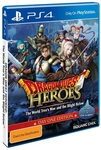 [PS4] Dragon Quest Heroes (Day One Edition) $19.99 Delivered @ Mighty Ape