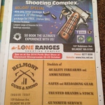 Lone Ranges Shooting Complex: Hire Any Gun Package Get .22 Package Free (WA)