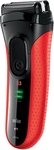 Braun Series 3 3030s Red $74.95 Online Only (Identical to 3040s but Red) Free Shipping over $100 @ Shaver Shop
