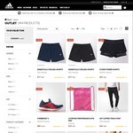Adidas Frenzy: 50% off Everything @ Adidas Outlet (Prices from $6, Free Shipping No Min Spend)