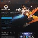 [PC] Overwatch: Origins Edition ARS 359 (~ $31.31 AUD) from Argentina Battle.net (No VPN Required)