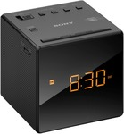 Sony 12 Days of Christmas Day 6: Single Alarm Clock Radio $22 Delivered, 4GB Digital Voice Recorder with Built-in USB $79