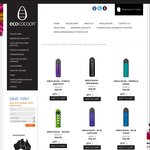 Free Large Cuddler and Screw Top Lid with Every 600ml Bottle Purchased (from $42.95 + Shipping) @ ecococoon