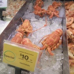 Small Cooked Lobster $10 Each @ Woolworths Moorooka QLD