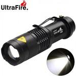 Ultrafire UK68 CREE LED Flashlight Q5 300LM  AUD $3.96 Free Shipping @ Zapals