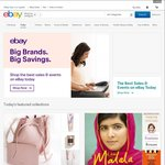 $20 off When You Spend $50 @ eBay