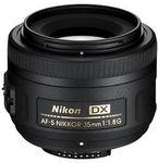 Nikon DX AF-S 35mm F/1.8G Lens (132DA) - $187.88 including free postage @ No Frills eBay